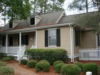 Photo for 'Beneath The Branches' Vacation Cottage *Cozy* Steps To Golf, Beaches Nearby