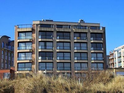 Photo for De Panne Apartment, Sleeps 4 with WiFi