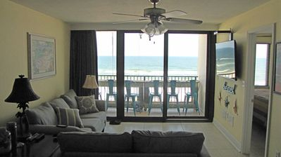 Photo for 🏝Direct Ocean Front Condo Breathtaking View Inquire For Special Snowbird Price