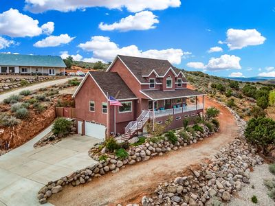 Photo for Red Ridge Vacation Rental - Near Zion and other National Parks!