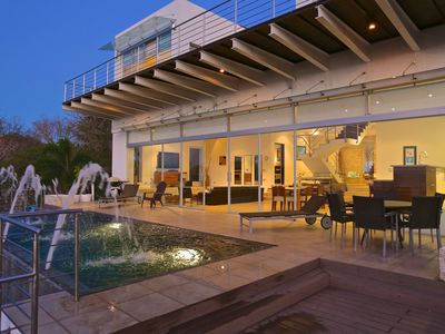 Photo for Contemporary Home w/Amazing Ocean Views,Large Private Pool, Spectacular Sunsets!