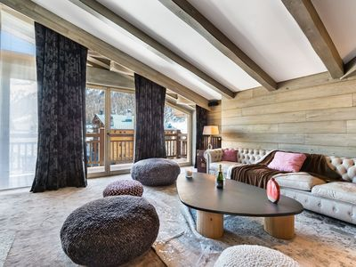 Photo for Apartment Grano with Ski-in/Ski-out