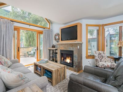 Make Yourself at this Home at this Downtown Telluride Townhouse Packed with Amenities