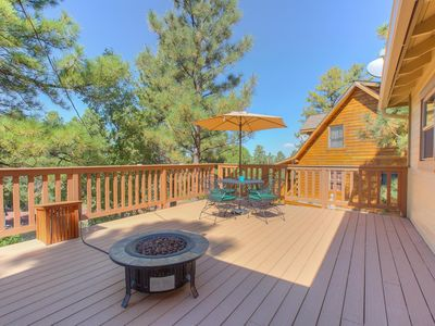 Photo for Super Clean - Back Deck w/firepit and BBQ