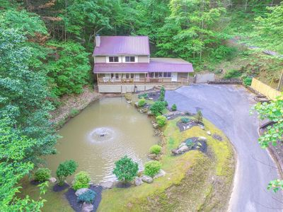 Photo for Catch & Release; Fishing Pond, Creek, Wifi Internet, Secluded