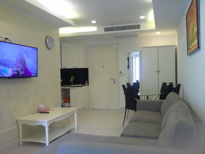 Photo for N409, 1-bedroom Cosy  Beach View