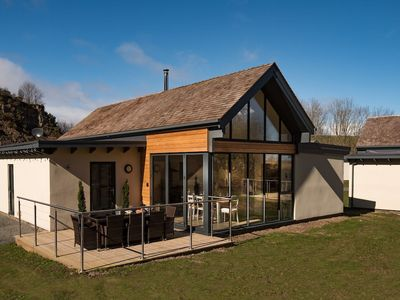 Photo for MALLOW LODGE, Bamburgh - sleeps 4+4 in 3 bedrooms
