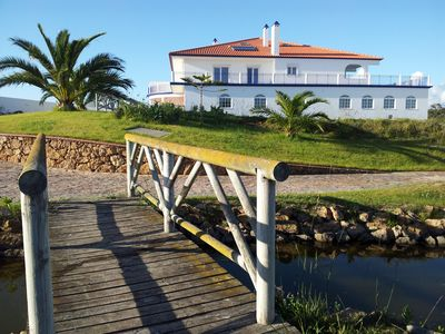 Photo for Ericeira - Heated pool and gardens with activities - Apartment (4-6)