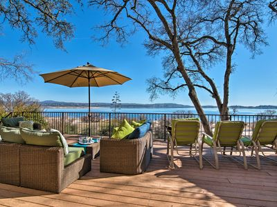 Photo for Spacious 'Casa d'Amore' Granite Bay Lake House!
