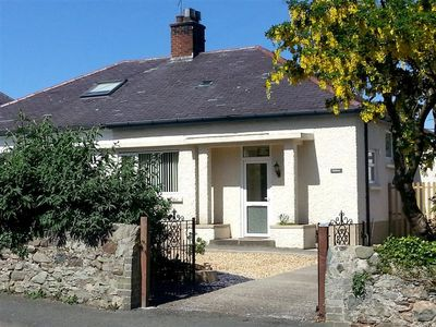 Photo for In a great position for getting to know the North Wales Coast, Norbury, a spacious dormer bungalow,