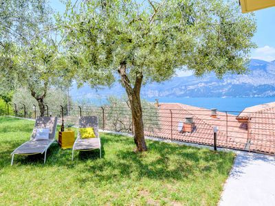 Photo for My Brenzone Holiday Home 2 - Apartment for 4 people in Brenzone