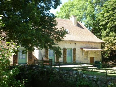 Photo for Le Moulin du Ret The MILL   A picturesque old mill in idyllic surroundings
