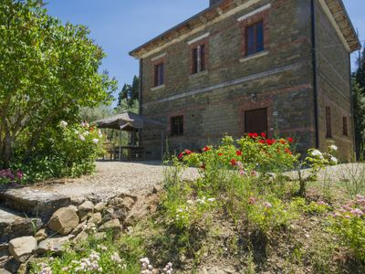 Photo for Vacation home Maiano  in Monte San Savino, Tuscany Chianti - 14 persons, 5 bedrooms
