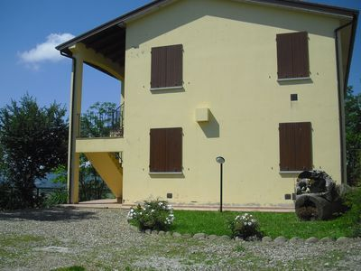 Photo for Apartment Vacation Rental in Casalfiumanese
