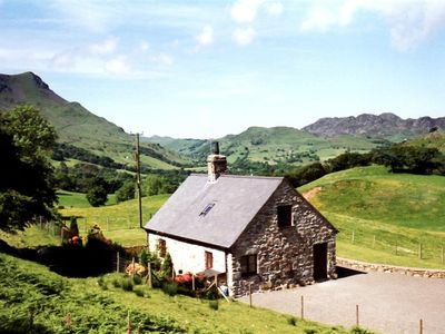 Photo for Set on the foot of Cadair Idris as part of the owners farm, Beudy Uchaf is an attractive property wh