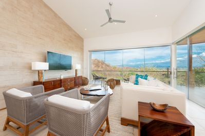Ample living space