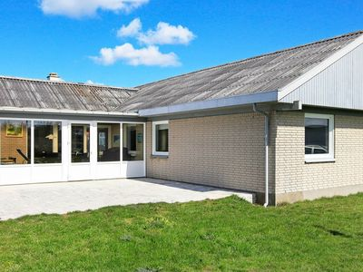 Photo for Exclusive Holiday Home in Thisted Jutland with Whirlpool