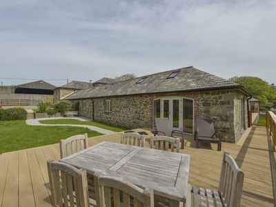 Photo for OGBEARE BARN COTTAGE, family friendly in Bude, Ref 959654