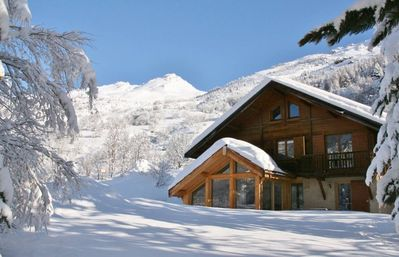 Photo for Chalet - Serre Chevalier  House with garden and terrace in quiet neighborhood