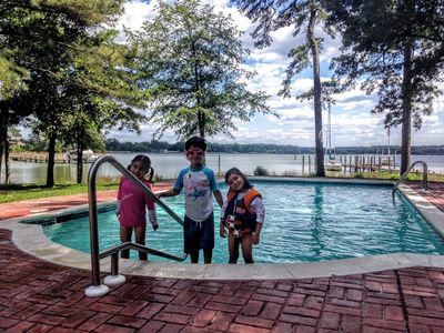 Photo for Travelers Rest! Dock, Pool Eastern Shore Private Retreat St. Micheals / Easton
