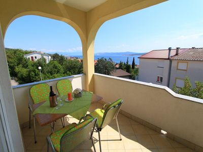 Photo for Apartments Petak-Pirin (85231-A3) - Dramalj (Crikvenica)