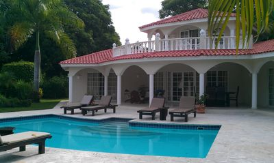 Photo for 5-Star 3 BR Villa, Private Pool, All-Inclusive, Gluten Free & Kosher Meal Plans