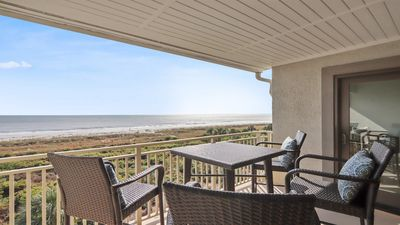 Sanitized for Your Safety this is 503 Shorewood - Exceptional Remodeled Top Floor DIRECT OCEANFRONT PENTHOUSE - New To Market!