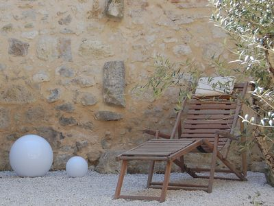 Photo for Beautiful holiday home for 5 persons in a medieval village in the south of Franc
