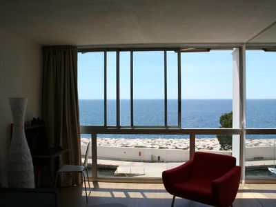 Photo for ATHENA-PORT BANDOL VAR Apartment 42 m2 Sea view Classified as 3 stars