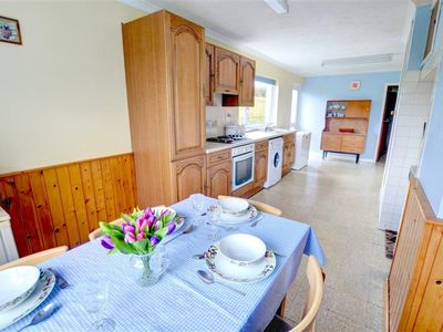 Photo for 3BR Apartment Vacation Rental in Capel-cynon, Wales
