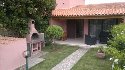 Photo for Lovely chalet in the center of San Teodoro