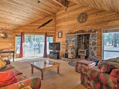Photo for NEW! Tahoe Donner Cabin - Hike, Bike, Golf, Fish!