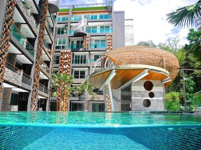 Photo for New city view apartment in Patong!