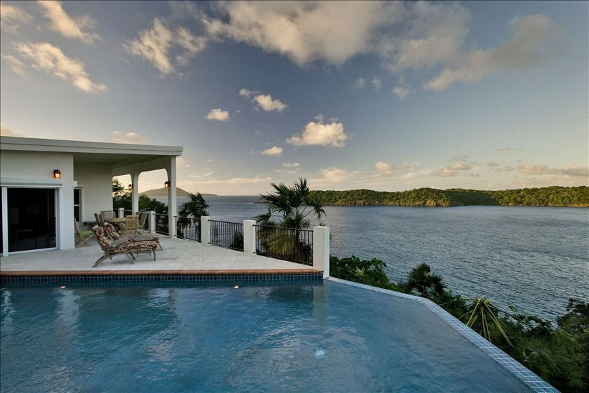 St Thomas Escape Red Hook Private Ocean Vrbo