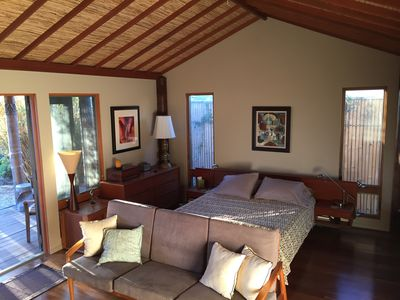 Photo for Ocean View Custom Home, Close to Beach, w Surfboards, bikes