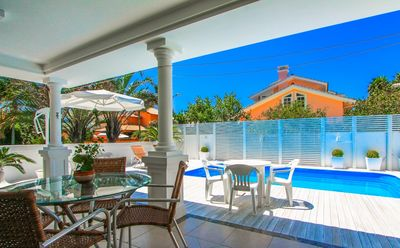 Photo for Spectacular house with 04 suites in Jurerê Internacional, check it out!