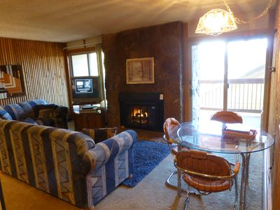 Photo for Ski In / Ski Out, 2 BD / 2 BA Value Condo at Ski Watch, Sleeps 8