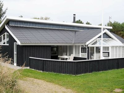 Photo for Pleasant Holiday Home in Vejers Strand with Sauna