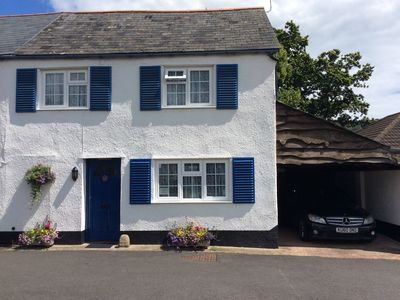 Photo for Charming 2 Bedroom Cottage In Sidford, South Devon Coast