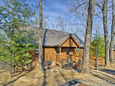 Photo for Branson Home w/Screened Deck by Silver Dollar City