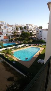Photo for Holiday apartment Albufeira for 1 - 4 persons with 1 bedroom - Holiday apartment