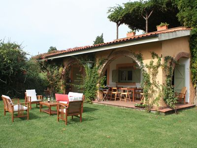 "Photo for Holiday Apartment Vigna Luisa ""Oleandro"", in the Castelli Romani Area"