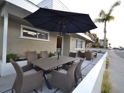 Photo for Well, Hello Beautiful! Newly Remodeled Beachside Home - Half Block to Beach!