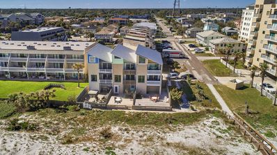Photo for Beautiful Oceanfront TH; Steps to beach ,Spr. Sale 175/ni,June closeout1470wk