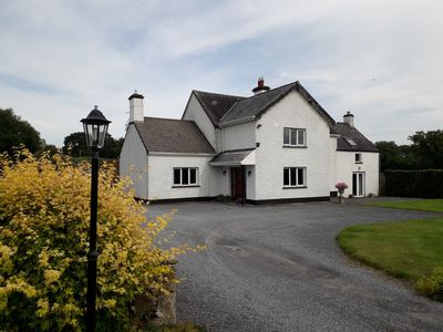 Photo for Luxurious Country Farmhouse, Idyllic setting with Fabulous Mountain views.