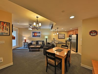 Photo for Walk to the slopes from this Founders Point 1 bedroom w/full kitchen