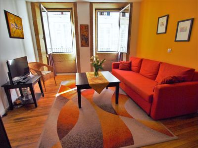 Photo for Spacious Apartment in the Heart of the Monumental District!