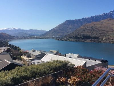 Photo for Spectacular Queenstown Hill Lake views