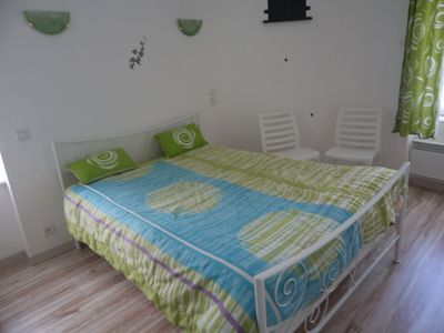 Photo for city center very bright superb view on the 58m2 sançy 2 showers 3 wcs