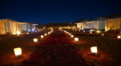 Photo for Sweet Merzouga, luxury tents in the desert.